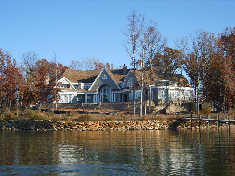 Lake Norman North Carolina Pistone And Tesauro Builders